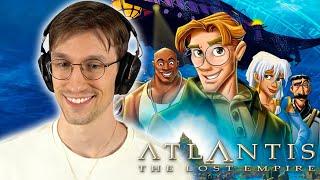 Watching Atlantis And Getting Upset