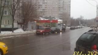 Алтуфьево январь 2017 Москва.