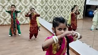 Pappleen | Dance Cover| Diljeet Dosanjh| Steps for Kids