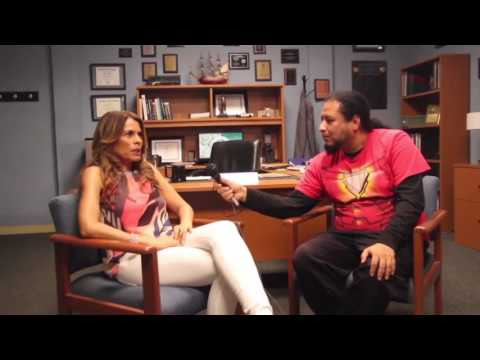 @Thisfunktional Talks with Lisa Vidal FOX's ROSEWOOD