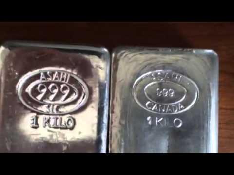 ASAHI Silver Kilo Canada Vs. SLC Pour