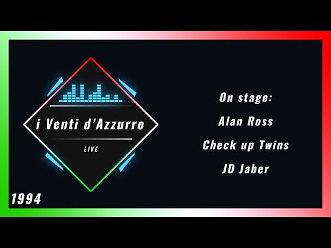 Various Artist   Alan Ross,Check Up Twins,JD Jaber Live In Holland! 17 8 1994