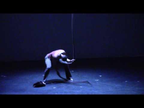 COWBOI - DRAG KING AERIAL ROPE - BLACK*ACROBAT