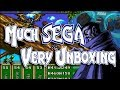 HUGE Sega Unboxing - Controllers, Coloring Books, and Video Games! Oh my!