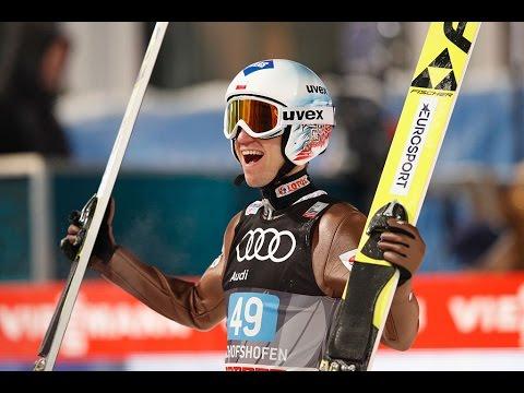 Прыжки на лыжах с трамплина RAW AIR  Викершун  HS 225  Квалификация