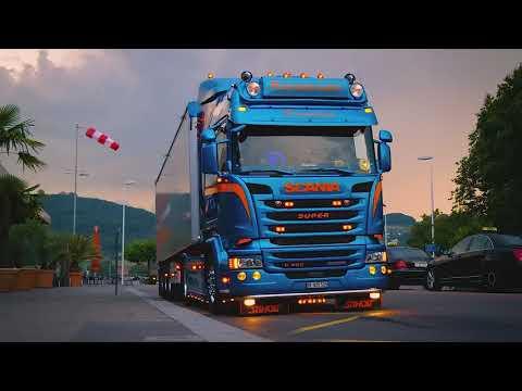 Ströbele Trans - Volvo FH   TruckpornKaynak: YouTube · Süre: 52 saniye