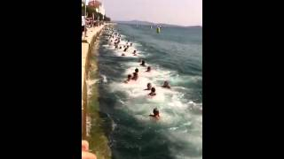 Millennium Jump 2012 - Zadar, Croatia