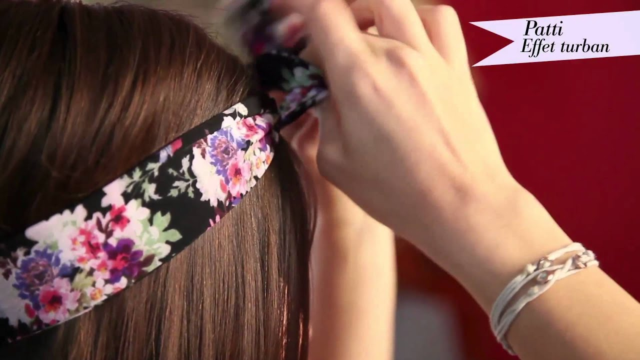 Comment mettre un bandana ? - YouTube