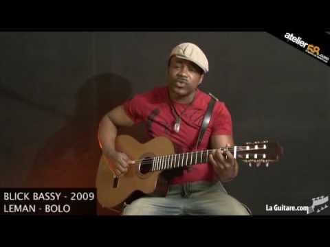Blick Bassy | Bolo de l'album Léman
