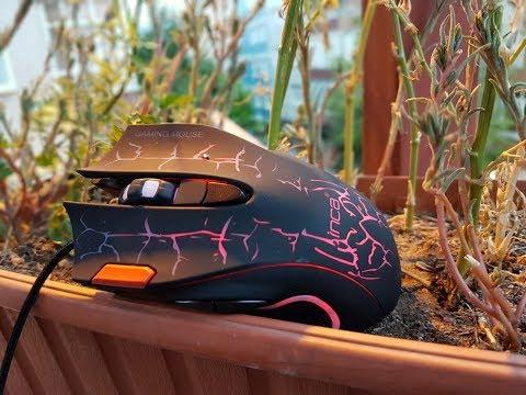 Inca IMG-369 Gaming Mouse Kutu Açılımı (UCUZ GAMING MOUSE)