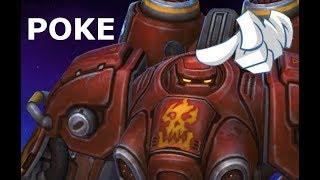 Poke Blaze | Heroes of the Storm Jokes | Hots Heroes Funny Poke Dialogue Voice Lines