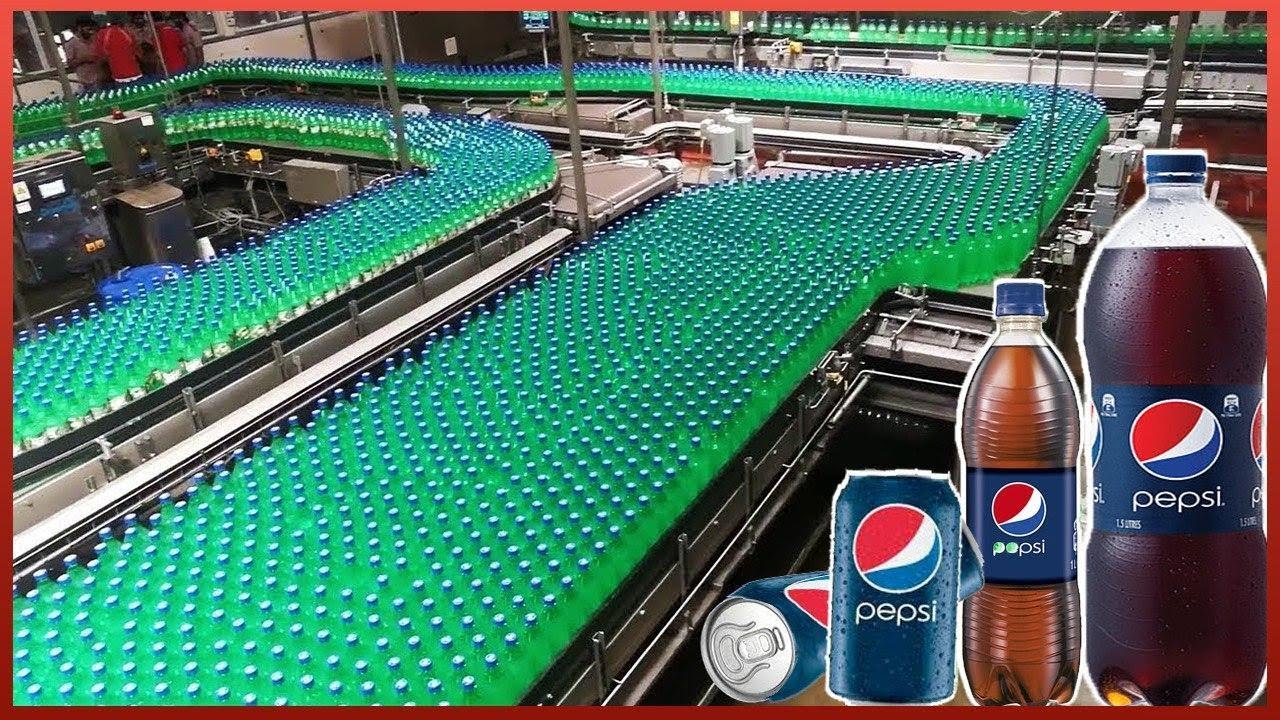 Amazing Factories The World Is Curious About   Food Factories