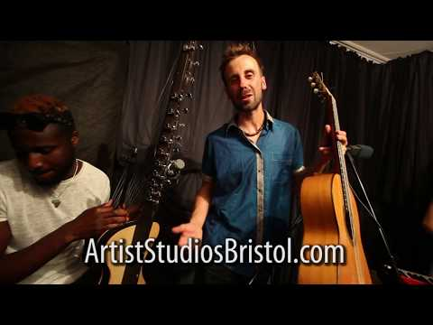 Recording Flamenco and West African music at Artist Studios Bristol