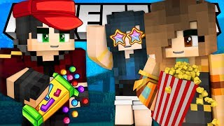 We created a Movie Theater in Krew World! - Ep 5