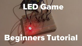How To Make An LED Game | Tutorial - Sci Ranch