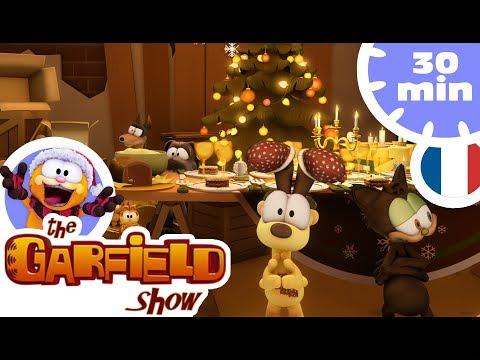 GARFIELD & CIE OFFICIEL - 30min - Spécial Noël