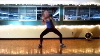 """Slide"" - Zumba - Choreo by Kathleen"