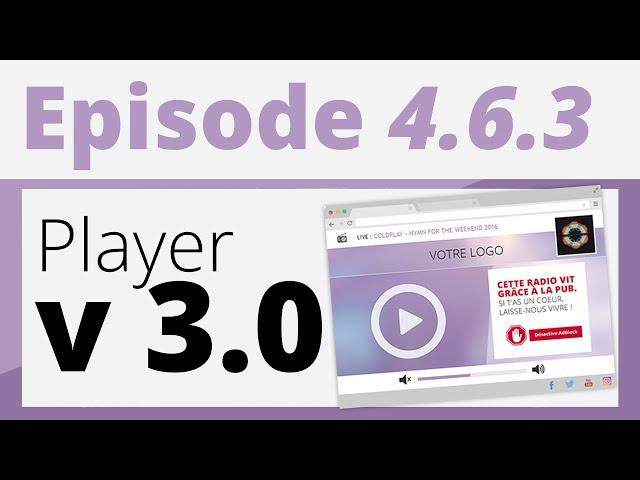 Créer sa radio - Tutoriel - Free Player : V 3.0