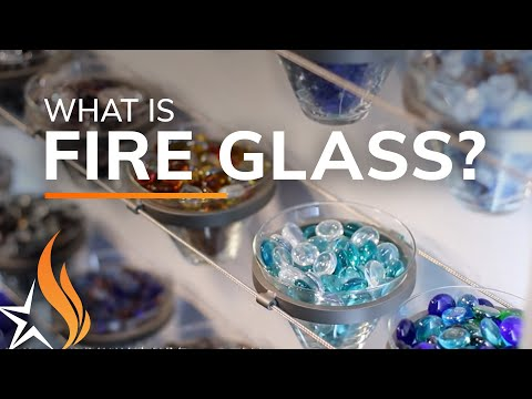 What is Fire Glass? - A Brief Segment by Starfire Direct