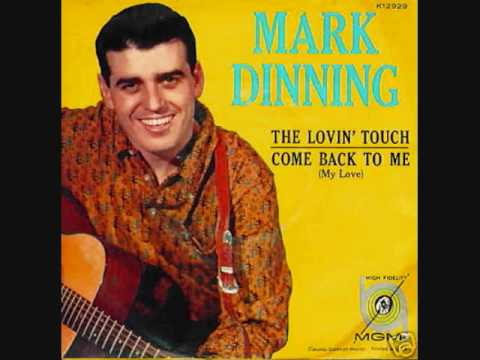 Mark Dinning Mark Dinning and His Only Hit Teen Angel Mental Itch