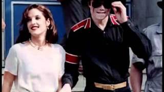 Michael Jackson & Lisa Marie Presley~ Hold my Hand