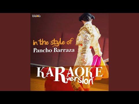 Una Tarde Como Cualquiera (Karaoke Version)