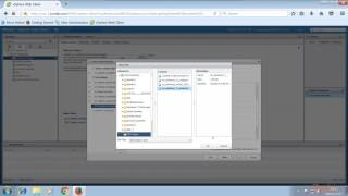 Learning VMware Horizon 7 : Creating a Windows 7 Virtual Desktop Machine | packtpub.com