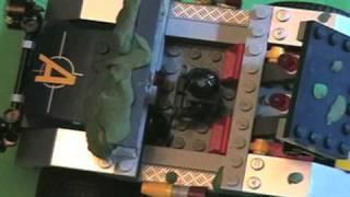 Lego Agents Dr. D. Zaster