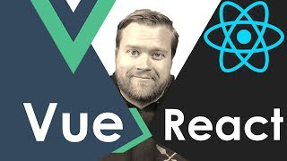 WHY I CHOSE VUE OVER REACT AND WHY I'M NOT GOING BACK
