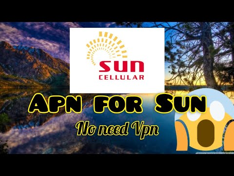 Apn For Sun Cellular - No Need Vpn 100% Working