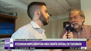 Estudian implementar una tarifa social en Tucumán