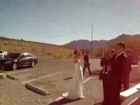 Jon & Natalie Casey in Vegas