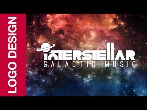 [Ai] Interstellar Music (Logo Design)
