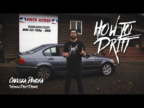Introduction to How To Drift with Chelsea Denofa
