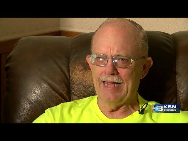 Veteran Salute: Larry Buczinski