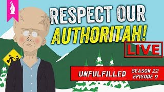 Is South Park Communist Now? – 'Unfulfilled' (S22E09) – Respect Our Authoritah! LIVE!