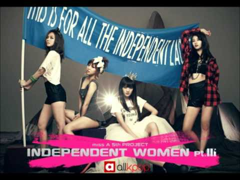 [Male Version] Miss A - Ma Style + DL mp3