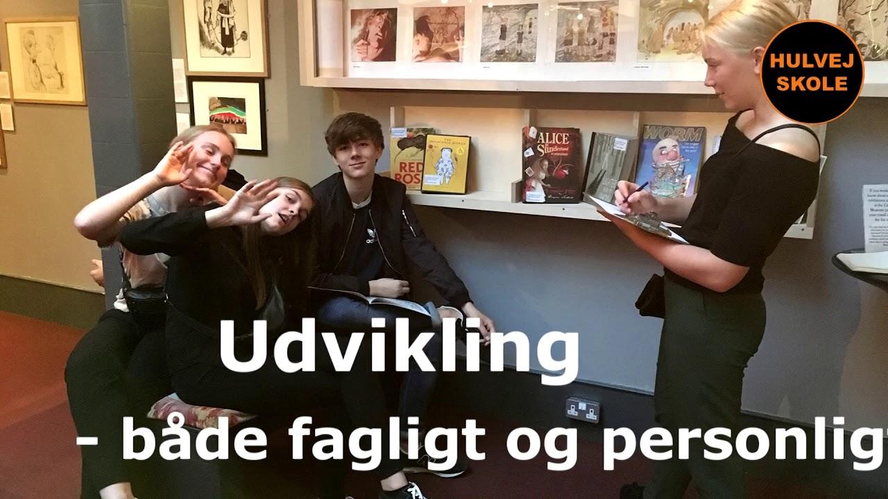 10. klasse Hulvej Skole 2018-19 – et perfekt skolevalg til dig!