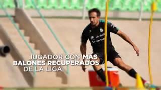 embeded bvideo Balón de Oro - Nominación Carlos Izquierdoz