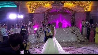 Богатая аварская свадьба.