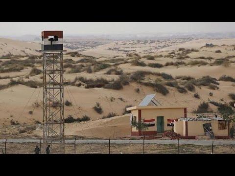Egypt: Sinai blast kills 3 policemen, injuring 8