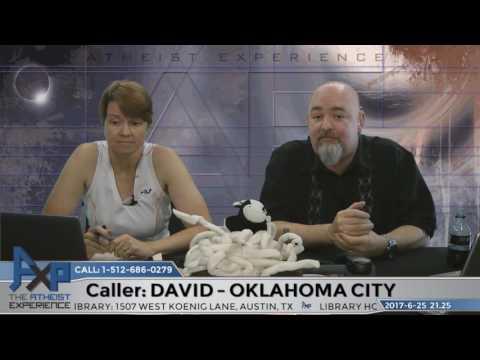 Did Jesus Exist? | David – Oklahoma City, OK | Atheist Experience 21.25