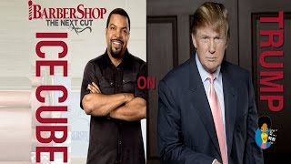 Ice Cube - On Donald Trump (Interview Snippet)