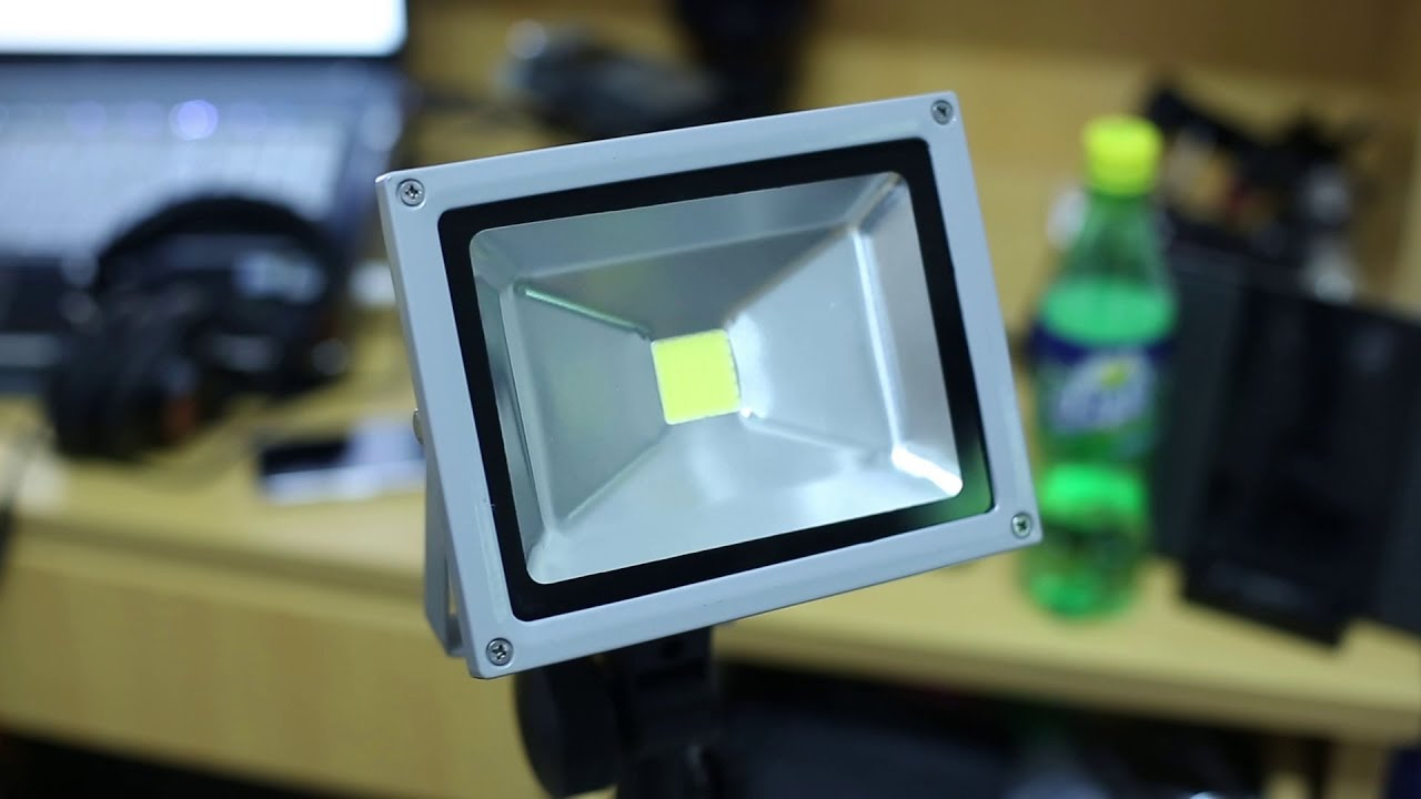 Diy Super Cheap And Bright 50w Led Light For Video For