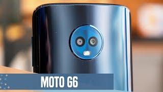 Motorola Moto G6, review: Pequeño pero NO matón