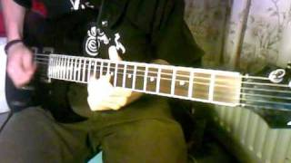 semi improvised solo to cave of aeolas by ozric tentacles