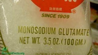 Novinky o glutamanu sodném (MSG)