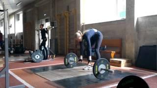Darya Klishina/ 2011 (training)