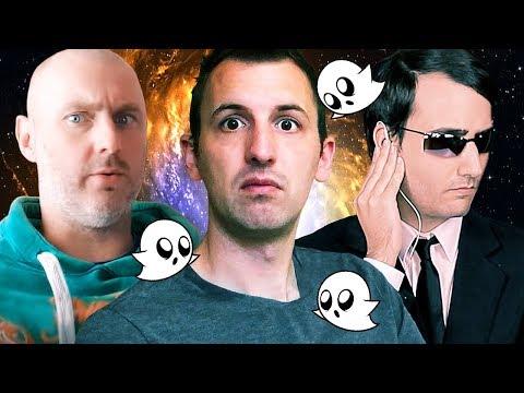 Secret Halloween Special - Un...REAL Ghost Footage Debunk