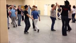 DANCING COWBOY Line Dance